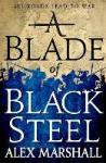 Alex Marshall - A Blade of Black Steel (The Crimson Empire #2)
