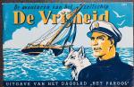 Kuhn, Peter. - De avonturen van het zeilschip De Vrijheid. Kapitein Rob. 1ste deeltje.