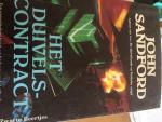 Sandford, J. - Het duivelscontract / druk 1