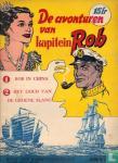 Kuhn, Pieter - Avonturen van kapitein Rob: Rob in China en het goud van de groene slang
