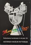 "WELLING, Dolf (voorwoord) - ""Mooi van kleur"" - Rotterdamse kunstenaars in de jaren '50"