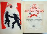 Dumas, Alexandre - De Drie Musketiers (Ex.2) (Bewerking naar Alexandre Dumas door Dr. T.J.C. Gerritsen)