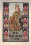Pflugk-Hartung, J. von und Professor Haefcke - Deutsche Gedenkhalle - Bilder aus der vaterländischen Geschichte