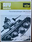 Milsom, John. - Profile AFV Weapons no. 22. Panzerkampfwagen 38(t) & 35(t).