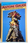 - Antoni Gaudi briefkaartenboek
