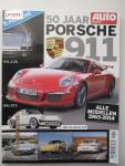 Kropman, Arjan  (hoofdredactie) - Auto Review Special • 50  jaar Porsche 911 : alle modellen 1963-2014