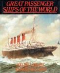 Kludas, Arnold - Great Passenger Ships of the World Volumes 1,3 and 5, 1858-1912, 1924-1935 and 1951-1976
