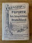Ernst Ludwich Richter - Ravenstein's fuhrer fur rad & automobilfahrer in Deuthschland