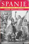 dr. g.j. geers, - spanje, land, volk, cultuur
