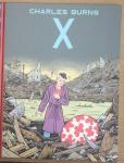 Burns, Charles - Suikerschedel - De Korf - X  - oftewel Doug Trilogy