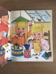 Gree, Alain en Gree, Gerard (ills.) - Kleine Tom maakt een huisje van papier /
