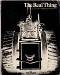 N/N (ds 1372B) - The real thing. An anthology of British Photographs 1840-1950