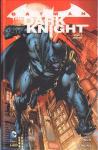 Finch, David a.o. - Batman The Dark Night Boek 1 : Angsten, Boek 2 : Cyclus van Geweld, Boek 3 : Gek, hardcovers, gave staat (nieuwstaat)