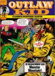 Friedrich, Garry (tekst) / Ayers, Dick (tekeningen) - Outlaw Kid nr. 7, De waanzinnige van Monster Mountain!