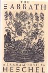 Heschel, Abraham Joshua (ds 1375A) - The Sabbath, its meaning for modern man