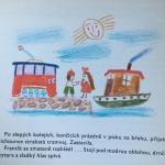 Hofman, Ota and Mikulka, Alois (ills.) - Pohadka o stare tramvaji