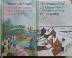 Man, Herman de - 5 titels: zie EXTRA