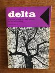 Brouwers, Jeroen et al - Delta A Review of Arts Life and Thought in The Netherlands Winter 1971-72 Volume Fourteen Number Four (design Dick Elffers)