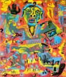 Lappassade, George & Damgaard, Frederic (ds 5001) - Tabal. Le peintre gnaoui d'Essaouira