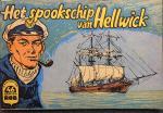 Kuhn, Peter. - De avonturen van Kapitein Rob. Het spookschip van Hellwick. 46.