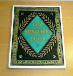 diversen - Das klingende Buch II, Edition Schott 2545, Eine Sammlung großer Erfolge der Unterhaltungsmusik für Klavier
