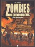 Peru - Zombies deel 00 t/ 04 + Zombies Nechronologies D1 + D2, 7x hardcover, gave staat (nieuwstaat)