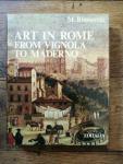 Mario Rivosecchi - Art in Rome. From Borromini to Canova