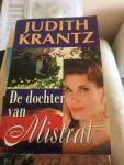 Krantz, J. - De Dochter van Mistral