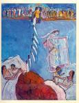 Salomons, Charlotte en Herzber, Judith (inl) (ds 3001) - Charlotte Salomons Buch:Leben oder Theater. Ein autobiographishes Singspiel in 769 Bilder