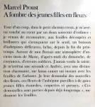 Proust, Marcel - A l'ombre des jeunes filles en fleurs (Ex.2) (FRANSTALIG)