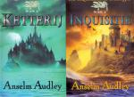 Audley, A. (ds 1340) - De Aquasilva trilogie: 1 Ketterij / 2 Inquisitie / 3 Kruistocht