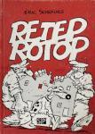 Schreurs - Retep Rotop (stripboek in pocketvorm van Eric Schreurs)