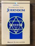 Brian Lancaster - Elementen van Jodendom / druk 1