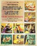 Walt Disney - Sneeuwwitje en de zeven dwergen 48 zegels in kleuren