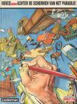 Boucq - Achter De Schermen Van Het Paradijs (Collectie Wordt Vervolgd Novellen), hardcover, gave staat