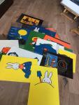 Bruna, Dick - posters of Miffy, bookcovers and more  (1 for €10, 3 for €25)