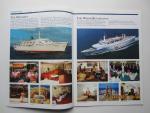"Epirotiki Lines - Brochure: Seven Seas Cruises. All along the Mediterranean and the Black Sea 1989  (Inaugural Season mts ""Odysseus"")"