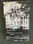 Dinesen, Isak en Halbertsma , Q, (boekband en omslagillustratie) vertaling Nico Scheepmaker - Wintervertellingen