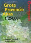 - Grote provincie atlas / Overijssel / druk 1