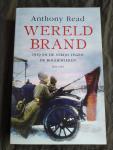 Read, A. - Wereldbrand / 1919 en de stijd tegen de bolsjewieken