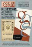 Veer, Janneke van der (redactie) - Boekenpost nr. 62, jaargang 10, november/december 2002