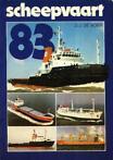 Boer, G.J. de - 1983  Jaarboek Scheepvaart  -`83