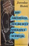 HASEK, Jaroslav - Die Abenteuer des braven Soldaten Schwejk