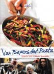 Houte de Lange, ten e.a. (redactie) - Van piepers tot pasta. Recepten voor en door 3 generaties