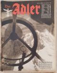 Diverse - Der Adler jaargang 1943 (26 nummers compleet)