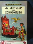 Peyo - Johan en Pirrewiet 8 De slotheer van Schoonburg herdruk