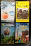 Roald Dahl - James and the Giant Peach + The Twits + Charlie And the Great Glass Elevator + Charlie and the chocolate factory