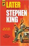 Stephen King - LATER (cjs) Stephen King (Engelstalig) 9781789096491 GLOEDNIEUWE hardcase crime van Titanbooks. King's nieuwe verhaal uit 2021
