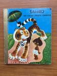 Schmidt, Annie M.G. en [Bannerman, Helen, (ills.)] - Sambo Het kleine zwarte jongetje Een gouden boekje 9