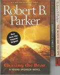 Parker, Robert B. - 3 Young Adult novels by Robert B. Parker: The Boxer and the Spy + Edenville Owls + Chasing the Bear: A Young Spenser novel
